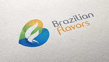 Identidade visual – Brazilian Flavors